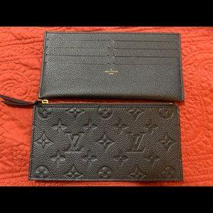 Louis Vuitton Empreinte Felicie Wallet Inserts